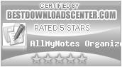 Best Downloads Center - Award